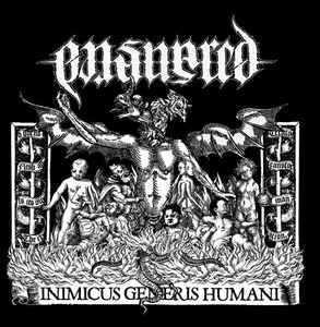 "ENSNARED (Sweden) - ""Inimicus Generis Humani"" - CD 2020 - Invictus Productions, Dark Descent Records"