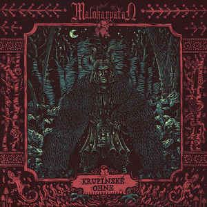 "MALOKARPATAN (Slovakia) - ""Krupinské Ohne"" - LP Gatefold 2020 - Invictus Productions, The Ajna Offensive"