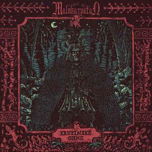"MALOKARPATAN (Slovakia) - ""Krupinské Ohne"" - CD 2020 - Invictus Productions, The Ajna Offensive"