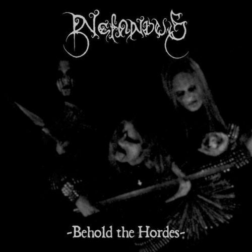 """NEFANDUS (Sweden) - """"Behold the Hordes"""" - MLP Limited Edition 100 copies 1995 - Shadow Records"""