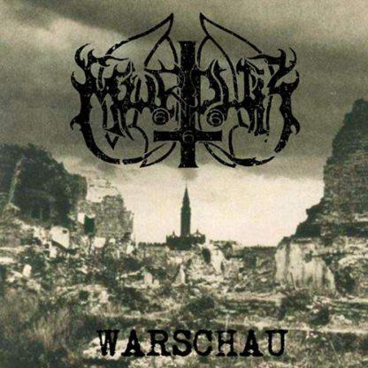 "MARDUK (Sweden) - ""Warschau"" - Limited CD+DVD Edition 2005 - Regain Records"