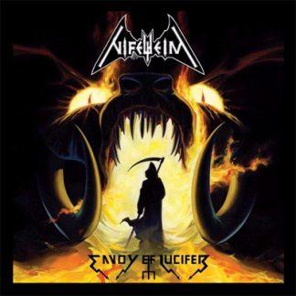 "NIFELHEIM (Sweden) - ""Envoy of Lucifer"" - CD 2007 - Regain Records"
