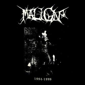 "MALIGN (Sweden) - ""Demo 1/95"" - CD 1995 - Shadow Records"