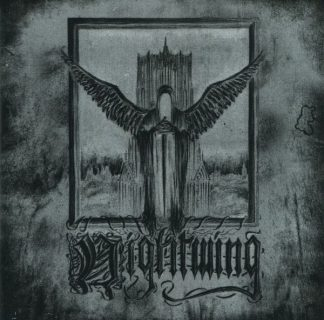 """MARDUK (Sweden) - """"Nightwing"""" - Limited Slipcase CD+DVD Edition 1998 - Blooddawn Productions"""