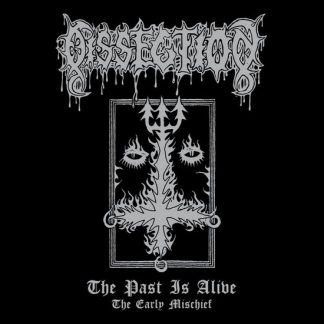 """DISSECTION (Sweden) - """"The Past Is Alive (The Early Mischief)"""" - Digipack CD 1997 - Hammerheart Records"""