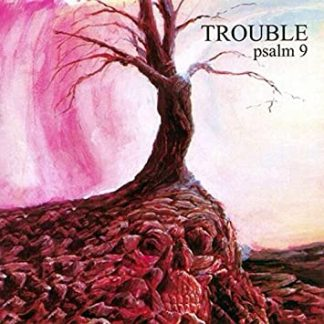 """TROUBLE (USA) - """"Psalm 9"""" - LP 1984 - Hammerheart Records"""