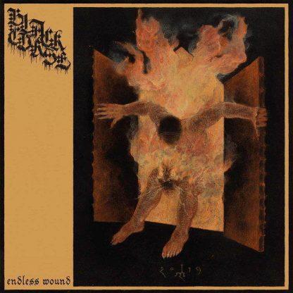 "BLACK CURSE (USA) - ""Endless Wound"" - LP 2020 - Sepulchral Voice Records"