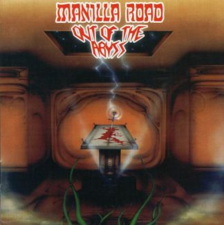 """MANILLA ROAD (USA) - """"Out of the Abyss"""" - Digipack 2CD 1988 - Golden Core"""