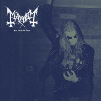 """MAYHEM (Norway) - """"Out From the Dark"""" - CD 1996 - Peaceville Records"""
