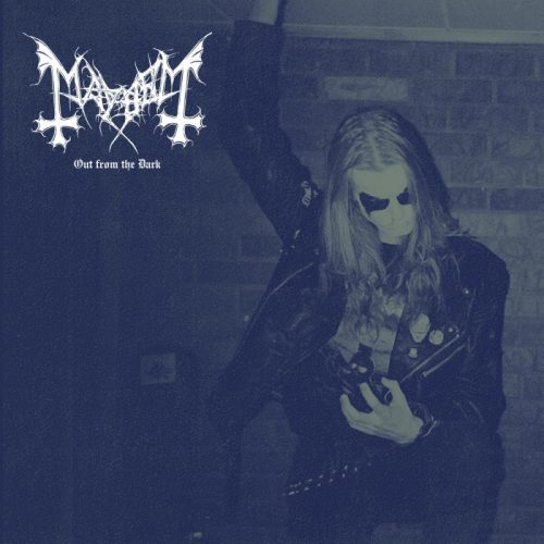 "MAYHEM (Norway) - ""Out From the Dark"" - CD 1996 - Peaceville Records"