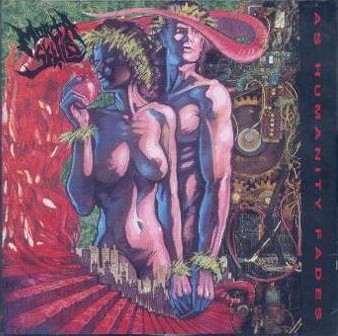 "MORTA SKUD (USA) - ""As Humanity Fades"" - LP 1994 - Peaceville Records"