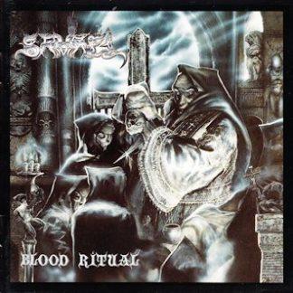 "SAMAEL (Switzerland) - ""Blood Ritual"" - Jewel case CD 1992 - Osmose Productions"