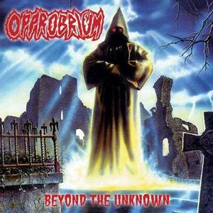 """OPPROBRIUM (USA) - """"Beyond the Unknown"""" - Limited Black Vinyl LP comes with original artwork, poster and lyric sheet which also includes old special thanks list 2008 - High Roller Records"""