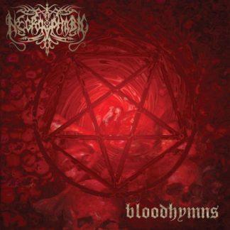 "NECROPHOBIC (Sweden) - ""Bloodhymns"" - LP 2002 - Hammerheart Records"