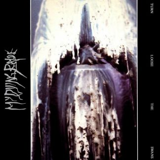 """MY DYING BRIDE (UK) - """"Turn Loose the Swans"""" - CD with bonus tracks 1993 - Peaceville Records"""