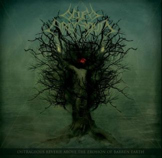"""ODEM ARCARUM (Germany) - """"Outrageous Reverie Above the Erosion of Barren Earth"""" -Limited Gatefold 2LP with 6 postcards 2010 - Osmose Productions"""