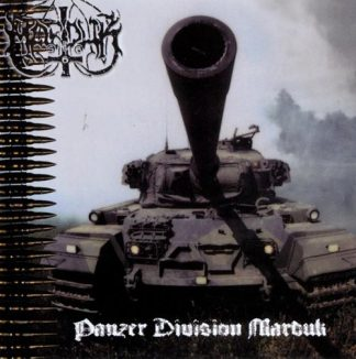 """MARDUK (Sweden) - """"Panzer Division Marduk"""" - Digipack CD with remastered sound 2020 / 1999 - Osmose Productions"""