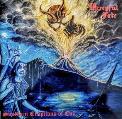 """MERCYFUL FATE - """"Southern Eruptions of Evil"""" - 2LP Marbled Purple Vinyl w/poster - Unofficial"""