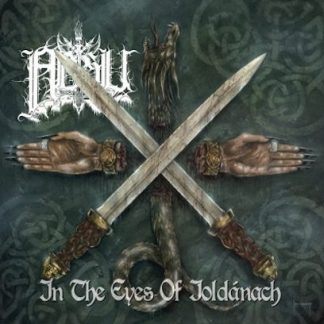 """ABSU (USA) - """"In the Eyes of Ioldánach"""" - Limited Gatefold LP with A2 poster 1998 - Osmose Productions"""