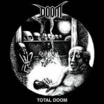 "DOOM (UK) - ""Total Doom"" - Digipack CD 1989 - Peaceville Records"