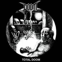 "DOOM (UK) - ""Total Doom"" - 2LP 1989 - Peaceville Records"