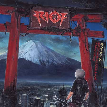 "RIOT (USA) - ""Archives Volume Five: 1992-2005"" - 2CD/DVD 2020 - High Roller Records"