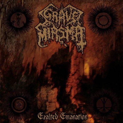 "GRAVE MIASMA (UK) - ""Exalted Emanation"" - Digipack CD 2006 - Sepulchral Voice Records"