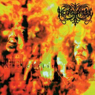 """NECROPHOBIC (Sweden) - """"The Third Antichrist"""" - LP 1999 - Hammerheart Records"""