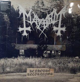 "MAYHEM (Norway) - ""Henhouse Recordings"" - LP 2919 - Peaceville Records"