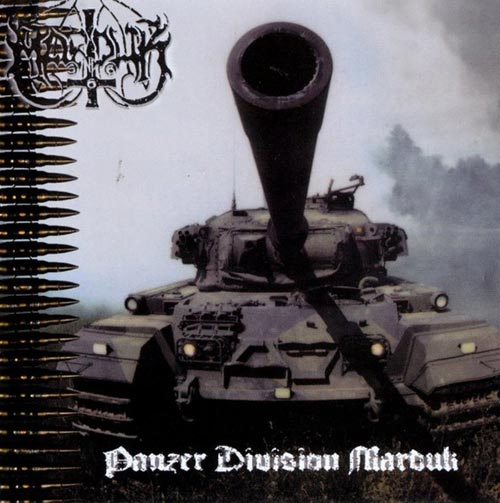 "MARDUK (Sweden) - ""Panzer Division Marduk"" - Jewel Case CD 1999 - Osmose Productions"