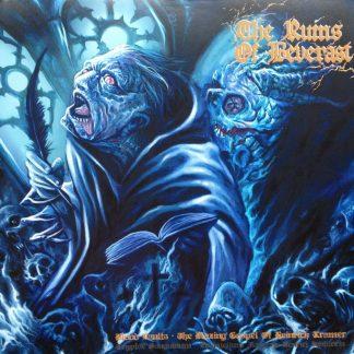 "THE RUINS OF BEVERAST (Germany) - ""Blood Vaults - The Blazing Gospel of Heinrich Kramer"" - Digipack CD 2013 - Ván Records"