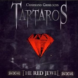 """TARTAROS (Norway) - """"The Red Jewel"""" - Limited and Numbered Digibook CD 1999 - The Devil's Elixirs"""