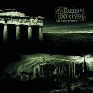 """THE RUINS OF BEVERAST (Germany) - """"The Thule Grimoires"""" - Digipack CD 2021 - Ván Records"""