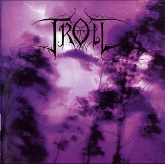 """TROLL (Norway) - """"Trollstorm over Nidingjuv"""" - Limited and Numbered Digibook CD 1995 - The Devil's Elixirs"""
