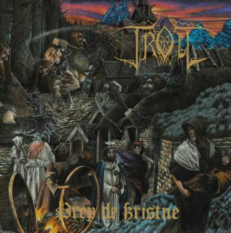 """TROLL (Norway) - """"Drep de kristne"""" - Limited and Numbered Digibook CD 1996 - Terratur Possessions"""
