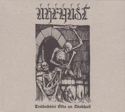 """URFAUST (Netherlands) - """"Trúbadóirí Ólta an Diabhail"""" - Digipack CD 2013 - Ván Records"""