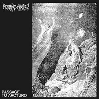 """ROTTING CHRIST (Greece) - """"Passage to Arcturo"""" - CD 1991 - Peaceville Records"""