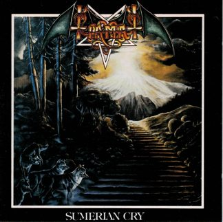 """TIAMAT (Sweden) - """"Sumerian Cry"""" - CD 1991 - VIC Records"""