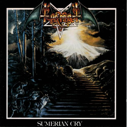 "TIAMAT (Sweden) - ""Sumerian Cry"" - CD 1991 - VIC Records"