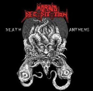 "MORBID DECAPITATION (Canada) - ""Death Anthems"" - CD 1990 - VIC Records"