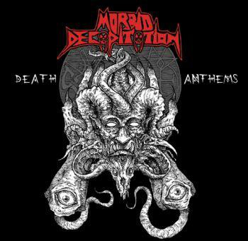 "MORBID DECAPITATION (Canada) - ""Death Anthems"" - CD 1990 - VIC Records"