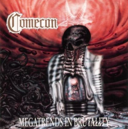 """COMECON (Sweden) - """"Megatrends in Brutality"""" - CD 1992 - VIC Records"""