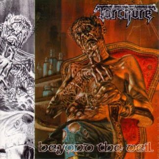 """TORCHURE (Germany) - """"Beyond the Veil"""" - CD 1992 - VIC Records"""