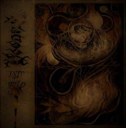 """VOODUS (Sweden) - """"Into the Wild"""" - Gatefold 2LP with Poster and Obi Strip 2018 - Shadow Records"""