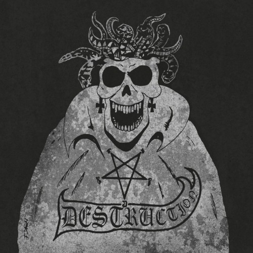 """DESTRUCTION (Germany) - """"Bestial Invasion of Hell"""" - CD"""