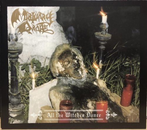 "MORTUARY DRAPE (Italy) - ""All the Witches Dance"" - Black Vinyl 2LP + Limited Edition Extra Pic. 7"" EP 1994 - Iron Tyrant"