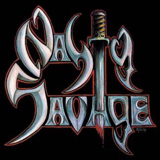 "NASTY SAVAGE (USA) - ""Nasty Savage"" - LP Black Vinyl 1985 - High Roller Records"