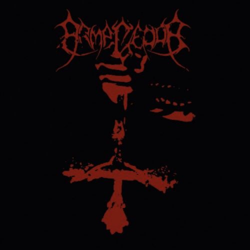 """ARMAGEDDA (Sweden) - """"Only True Believers"""" - LP Red Vinyl Limited to 500 with Poster 2003 - Nordvis Produktion"""
