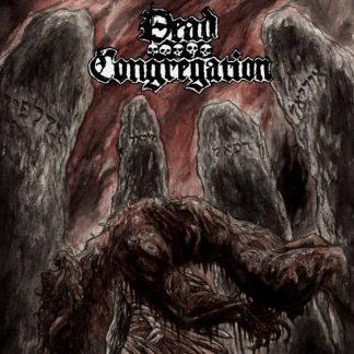 "DEAD CONGREGATION - ""Graves of the Archangels"" - LP 2008 - Martyrdoom Productions"