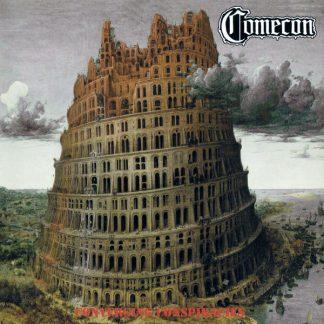 "COMECON (Sweden) - ""Converging Conspiracies"" - CD 1993 - Floga Records"